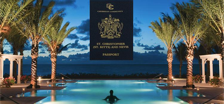 паспорт Невиса за инвестиции в курорт