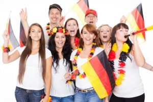 Работа для немецких студентов