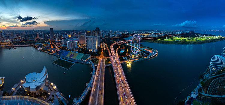 Готовая сингапурская компания