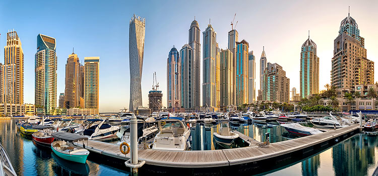 Дубаи для бизнеса