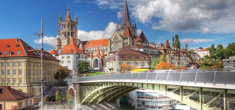 Готовая компания в Швейцарии