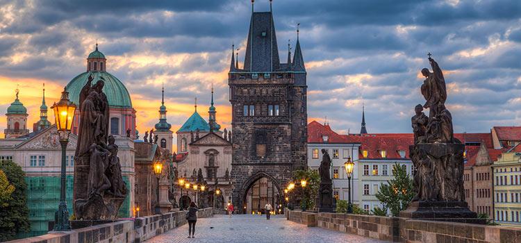 ПМЖ в Чехии
