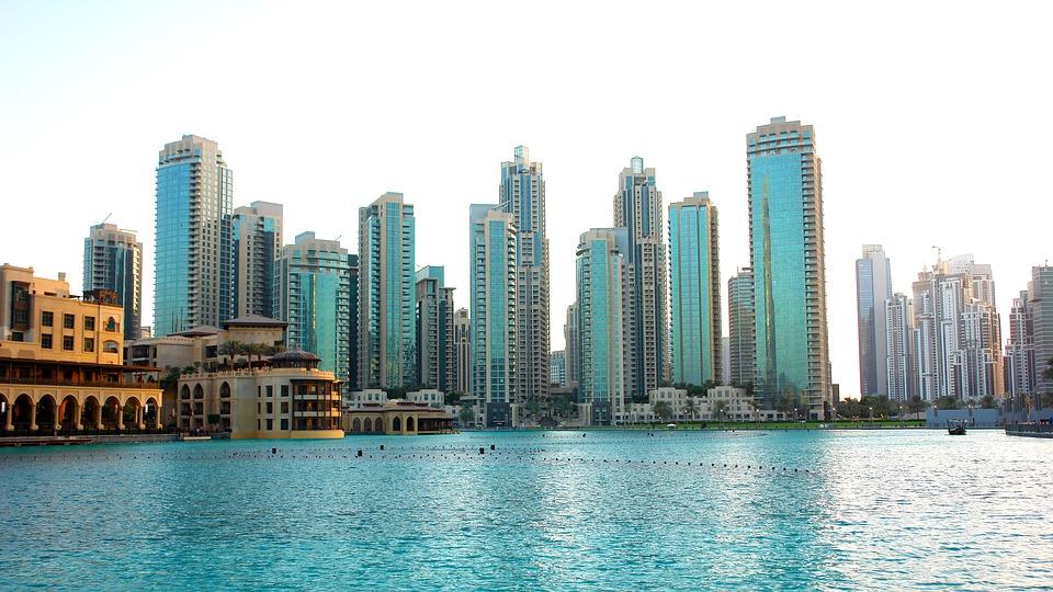 Открытие филиала в ОАЭ