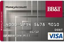 Дебетовая карта BB&T Business Debit Card