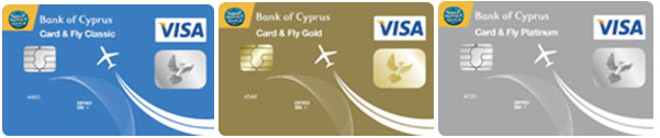 Карты Card & Fly Visa