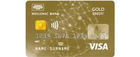 Visa Gold Credit