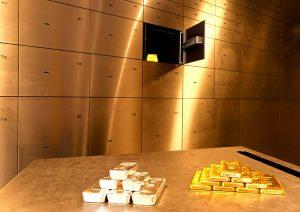 Топ-5 лучших стран мира для хранения золота