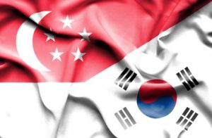 Сингапур и Южная Корея