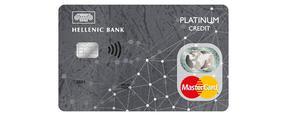 Platinum MasterCard Credit