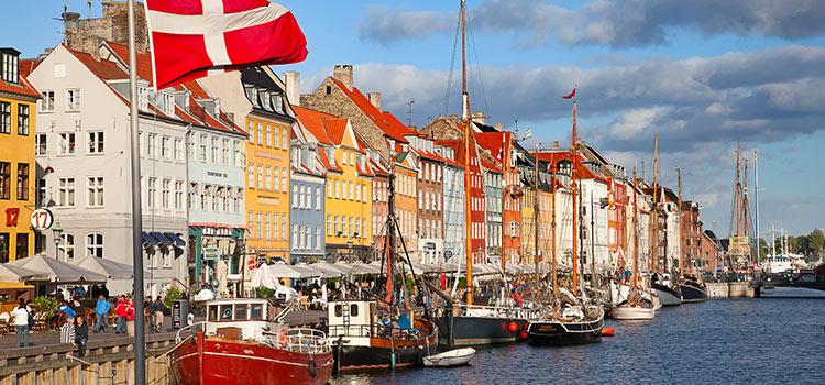 Регистрация компании в Дании