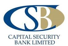 CAPITAL SECURITY BANK