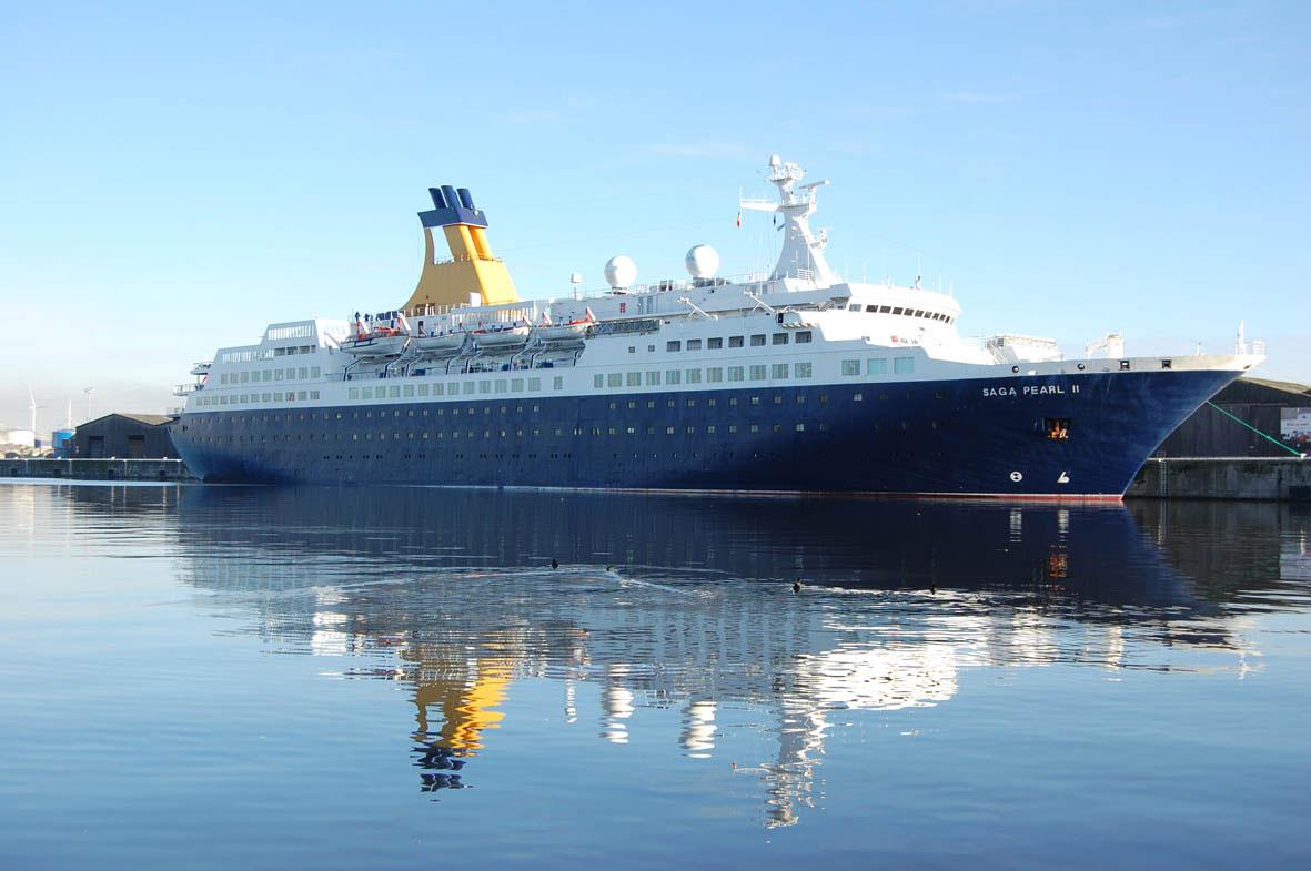 корабль Сент-Китс и Невис