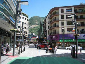 Андорра отказывается от банковской тайны