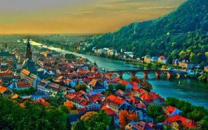 переезд по работе в Германию