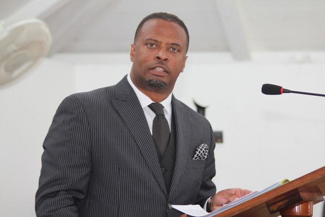 министр туризма острова Невис