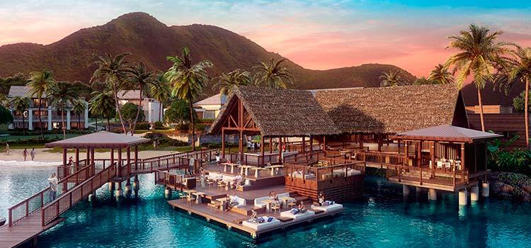 отель Park Hyatt на Карибах