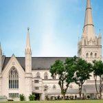 Церкви Сингапура для экспатов