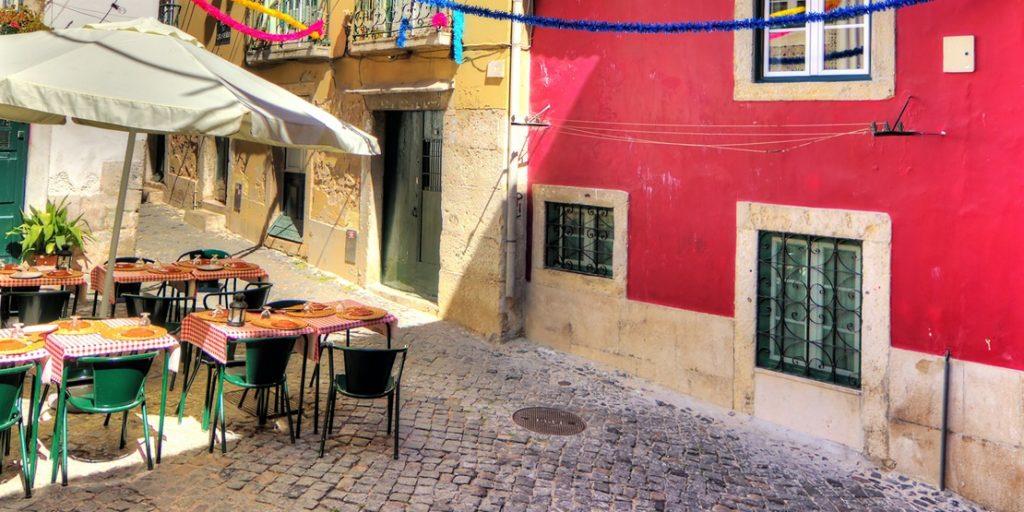 работа Португалия