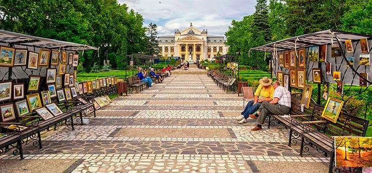 ВНЖ в Румынии для предпринимателей