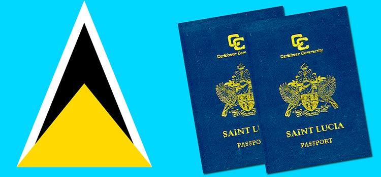 Второе гражданство Сент-Люсии