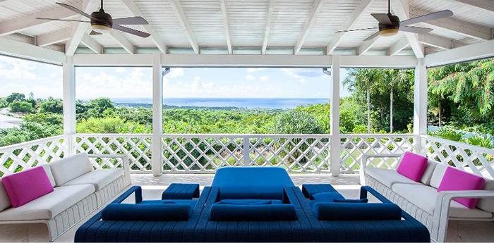 местные курорты на Сент-Китс и Невис