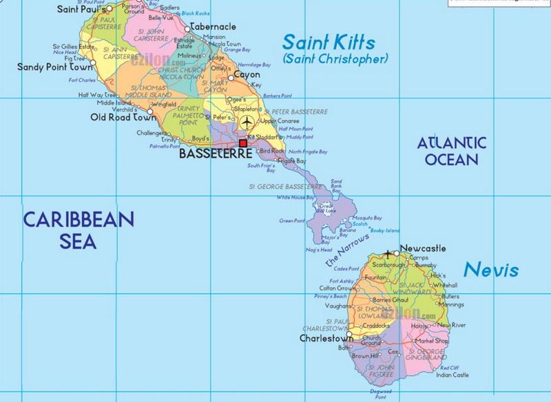 Оффшорная зона Невис