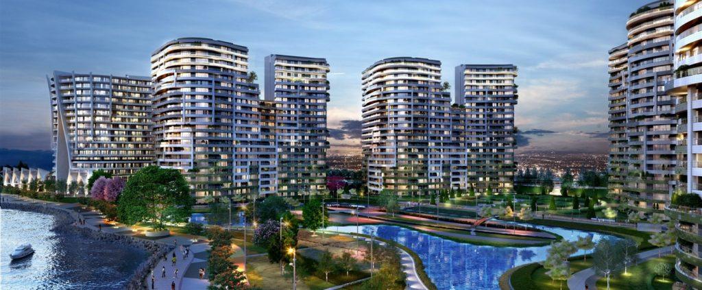 объекты недвижимости в Турции