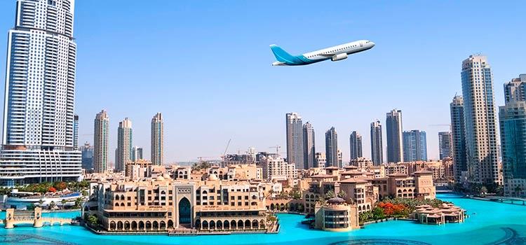Получить резидентскую визу в Дубай