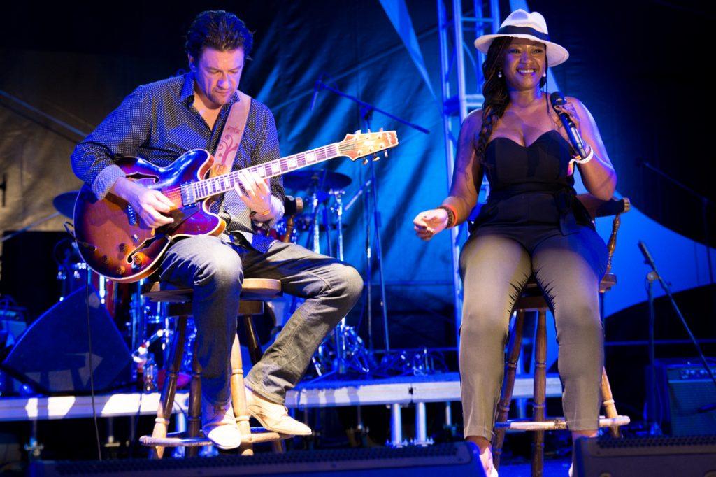 фестиваль Nevis Music Festival