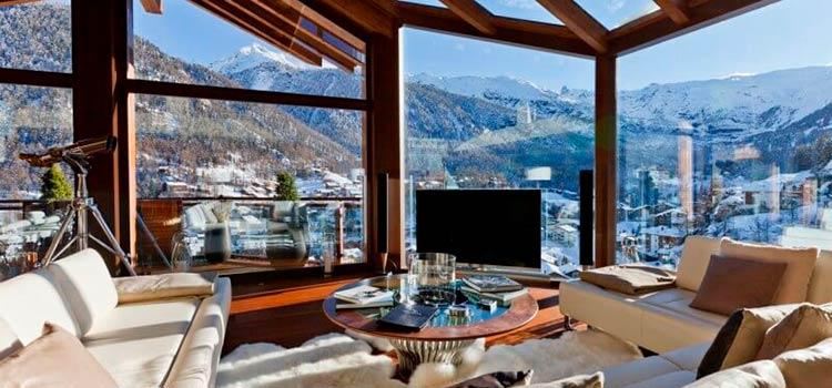 Швейцария жилье стоимость жилья в норвегии