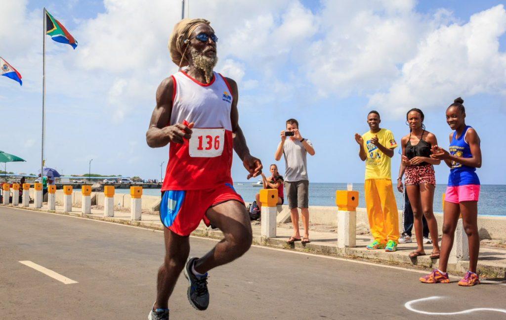марафон на Невисе