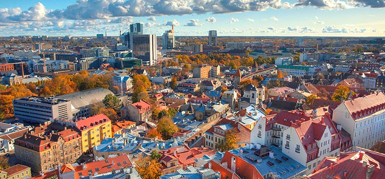 Как открыть фирму в Эстонии через интернет