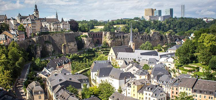 Учреждение LP в Люксембурге