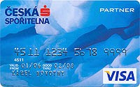 Ceska Sporitelna Cards