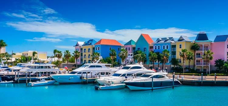 ВНЖ на Багамских островах