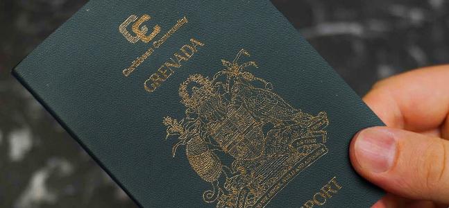 паспорт владельца экономического гражданства Гренады