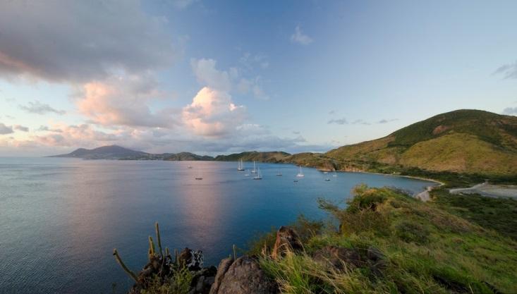 порт Сент-Китс и Невис