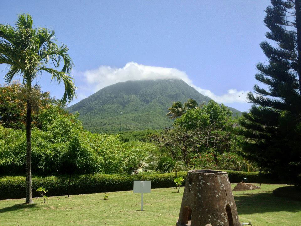 парк в Сент-Китс и Невис