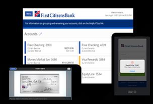 Онлайн-банкинг в First Citizens Bank