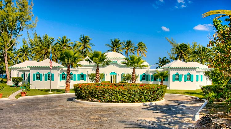 Резиденция на Багамах