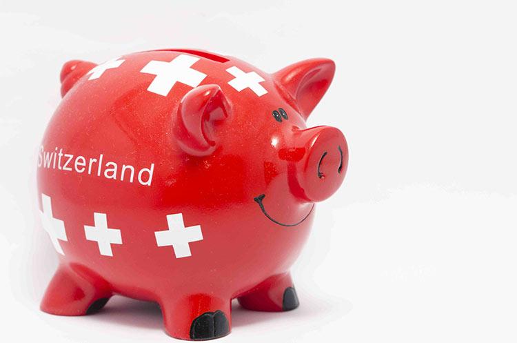 Личный счет в Швейцарии