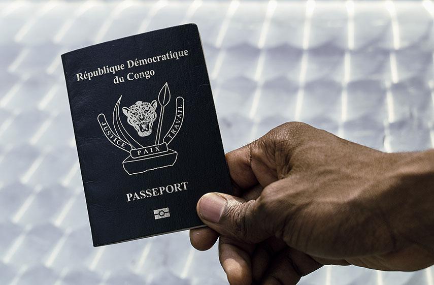 стоимость паспортов в Конго