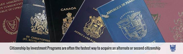 Второе гражданство для россиян: Еще 3 повода начать действовать уже сейчас
