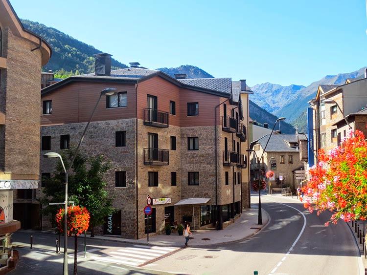Торговая недвижимость Андорры