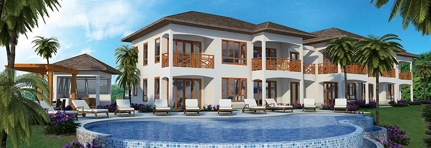Гренада недвижимость дома в дубае под водой