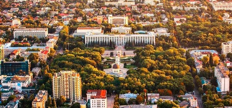 получить временный вид на жительство Молдавии