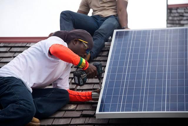 Развитие альтернативной энергетики