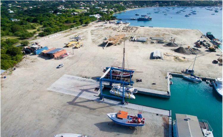 Стройка в Гренаде