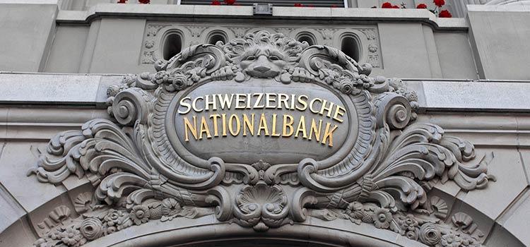 Акции Национального Банка Швейцарии становятся альтернативой надёжным активам