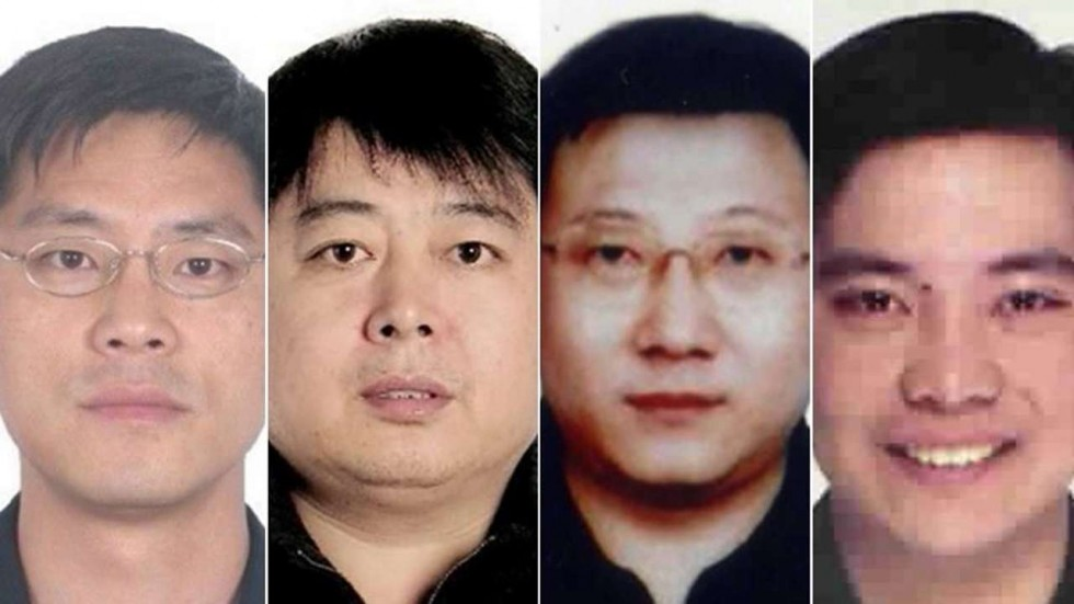 китайские власти